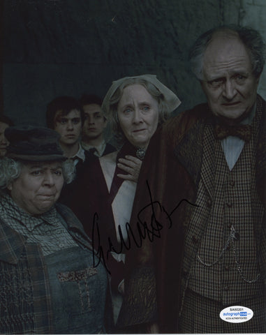 Gemma Jones Harry Potter Signed Autograph 8x10 Photo ACOA