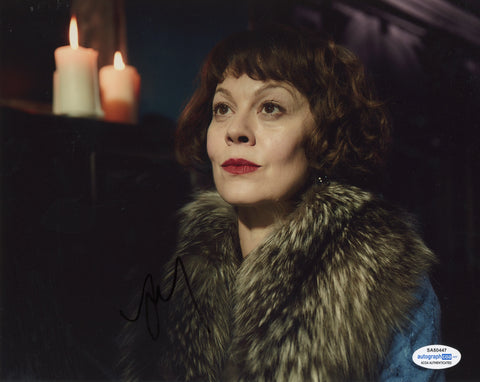 Helen McCrory Peaky Blinders Signed Autograph 8x10 Photo ACOA