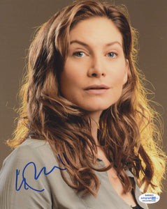Elizabeth Mitchell Lost Signed Autograph 8x10 Photo ACOA