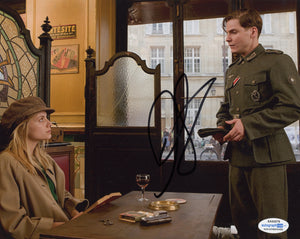 Daniel Bruhl Inglorious Basterds Signed Autograph 8x10 Photo ACOA