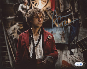 Aaron Tveit Les Miserables Signed Autograph 8x10 Photo ACOA