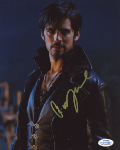 Colin O'Donoghue Once Upon A Time Signed Autograph 8x10 Photo ACOA