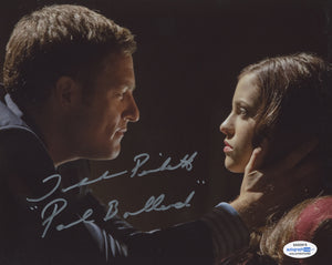 Tahmoh Penikett Arrow Signed autograph 8x10 Photo ACOA