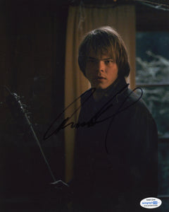 Charlie Heaton Stranger Things Signed Autograph 8x10 Photo ACOA