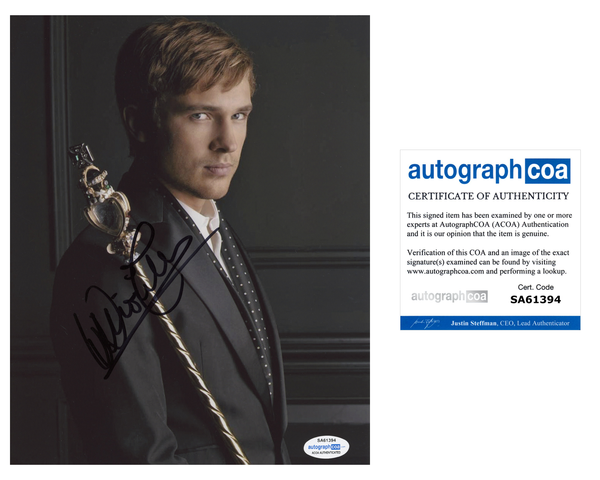William Moseley The Royals Signed Autograph 8x10 Photo