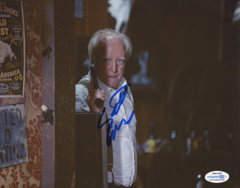 Scott Wilson The Walking Dead Signed Autograph 8x10 Photo ACOA
