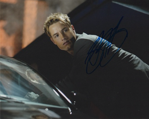 Justin Hartley Smallville Signed Autograph 8x10 Photo #3 - Outlaw Hobbies Authentic Autographs