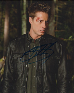 Justin Hartley Smallville Signed Autograph 8x10 Photo #4