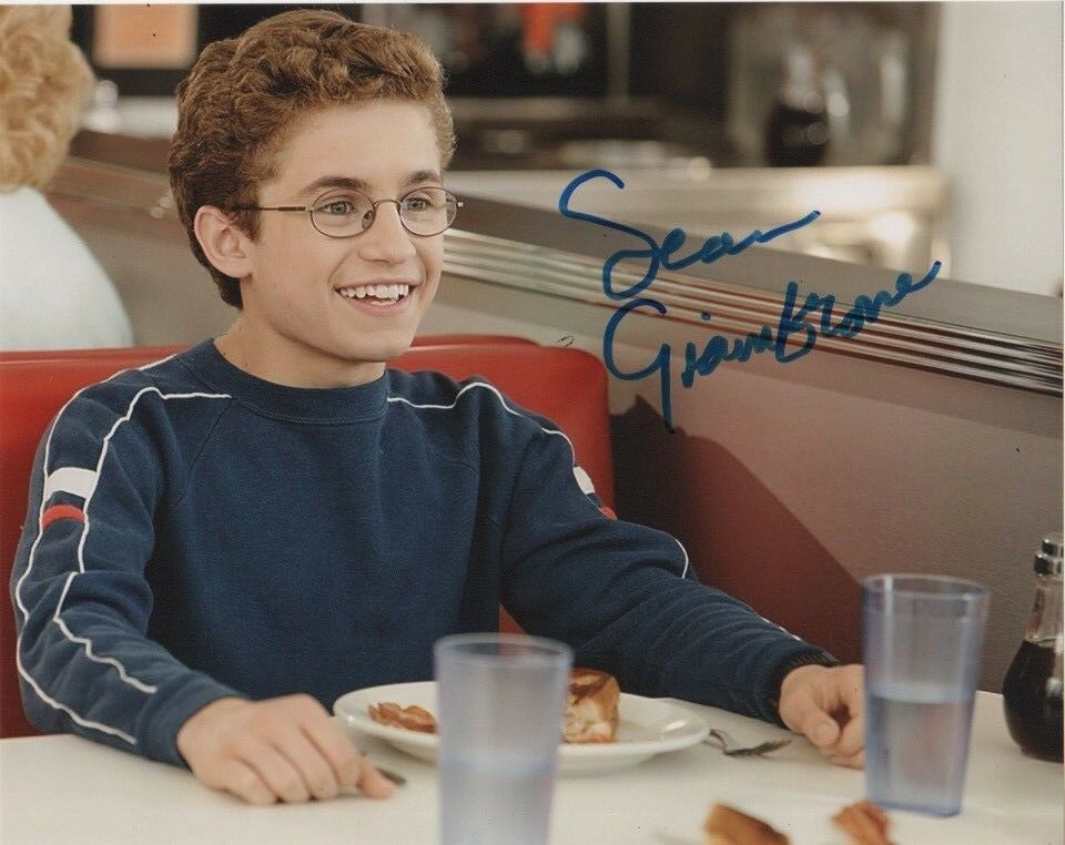 Sean Giambrone Goldbergs Signed Autograph 8x10 Photo #3 - Outlaw Hobbies Authentic Autographs