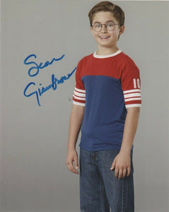 Sean Giambrone Goldbergs Signed Autograph 8x10 Photo #5 - Outlaw Hobbies Authentic Autographs