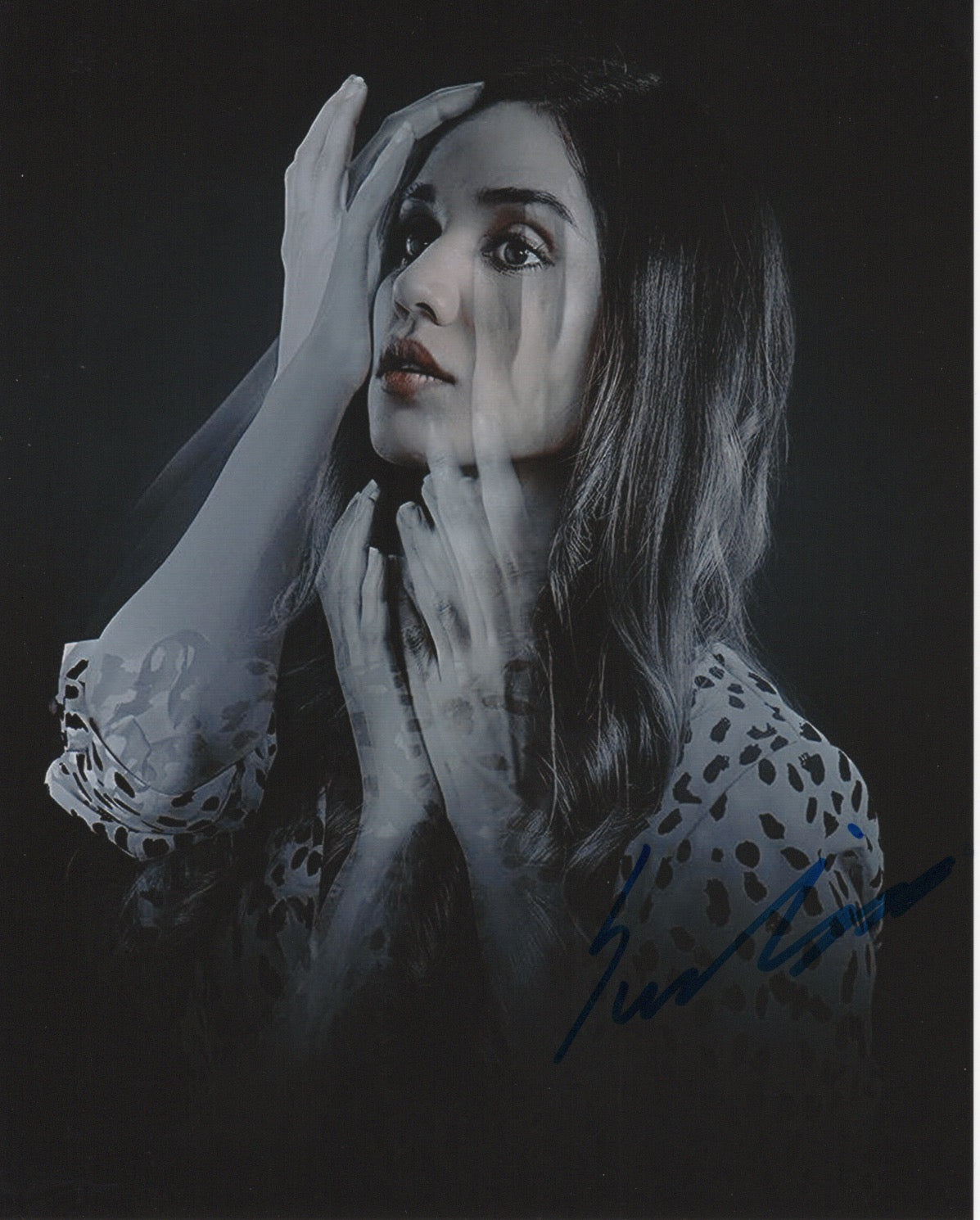 Summer Bishil Magicians Signed Autograph 8x10 Photo - Outlaw Hobbies Authentic Autographs