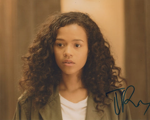 Taylor Russell Waves Signed Autograph 8x10 Photo  #12 - Outlaw Hobbies Authentic Autographs