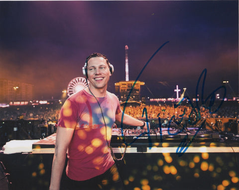 DJ Tiesto Signed Autograph 8x10 Photo