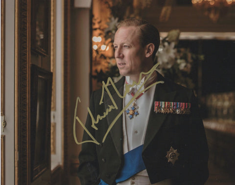 Tobias Menzies The Crown Signed Autograph 8x10 Photo #7 - Outlaw Hobbies Authentic Autographs