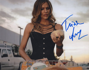 Tricia Helfer Sexy Lucifer Signed Autograph 8x10 Photo #6 - Outlaw Hobbies Authentic Autographs