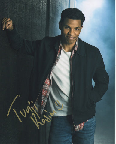 Tunji Kasim Nancy Drew Signed Autograph 8x10 Photo #2 - Outlaw Hobbies Authentic Autographs