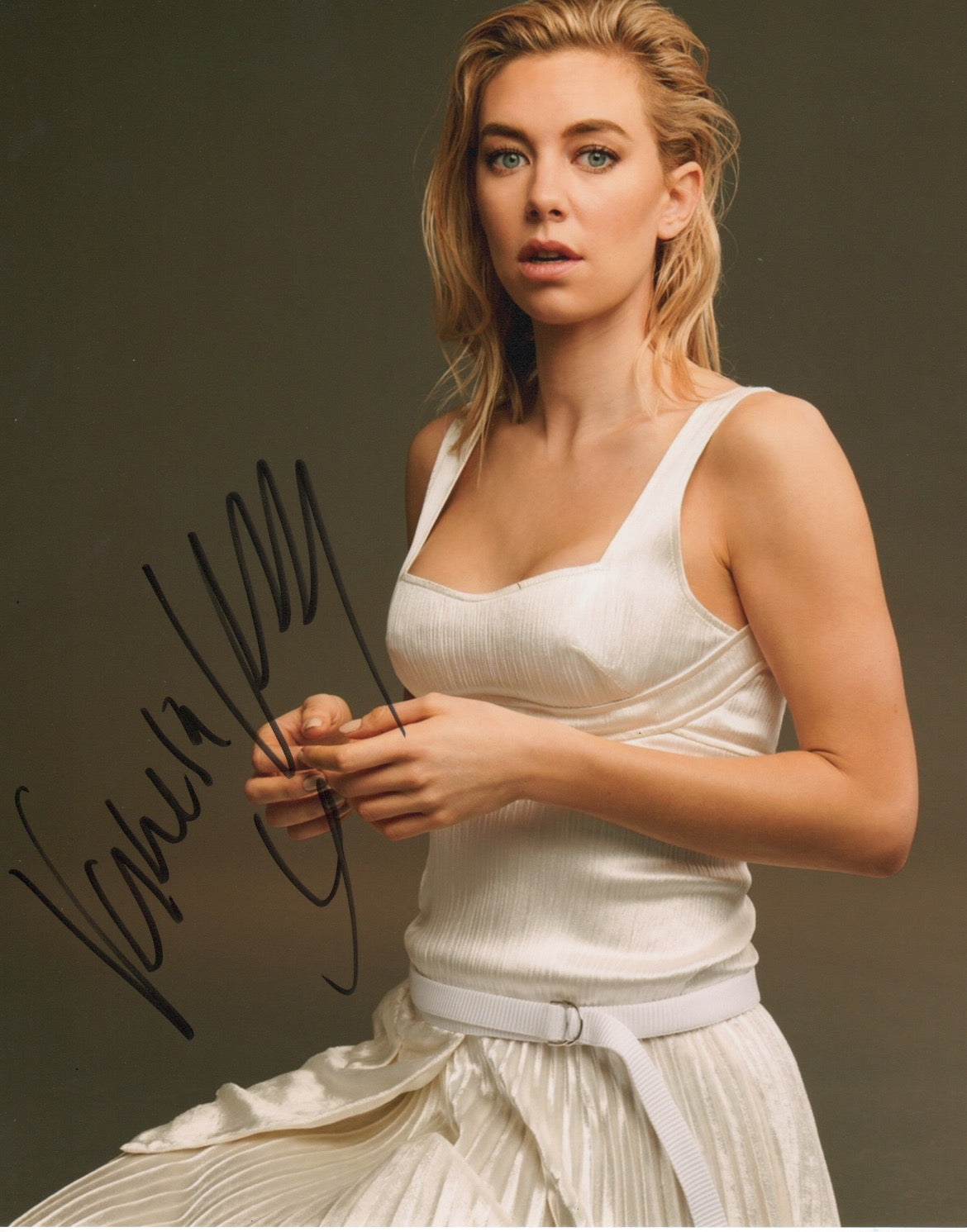 Vanessa Kirby Sexy Signed Autograph 8x10 Photo #10