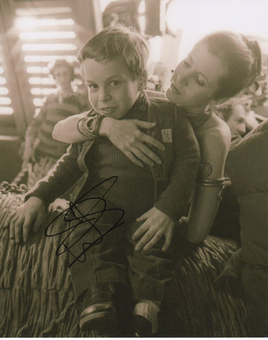 Warwick Davis Star Wars SIgned Autograph 8x10 Photo #7