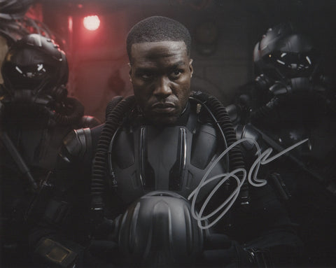Yahya Abdul Mateen II Aquaman Signed Autograph 8x10 Photo #2