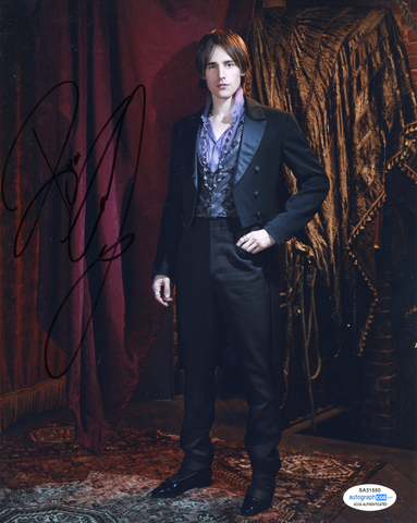 Reeve Carney Penny Dreadful Signed Autograph 8x10 Photo ACOA - Outlaw Hobbies Authentic Autographs