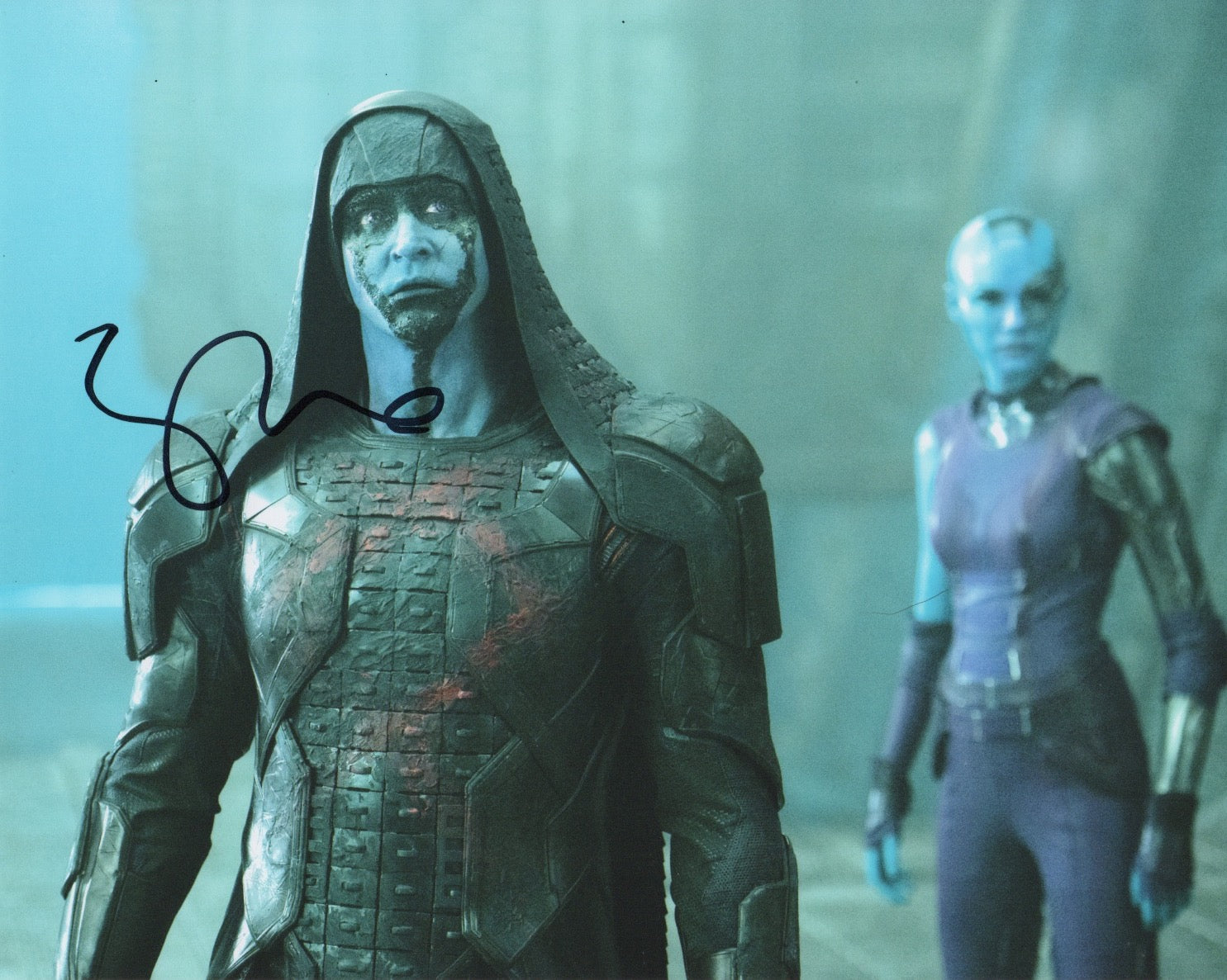 Lee Pace Guardians of the Galaxy Signed Autograph 8x10 Photo #6
