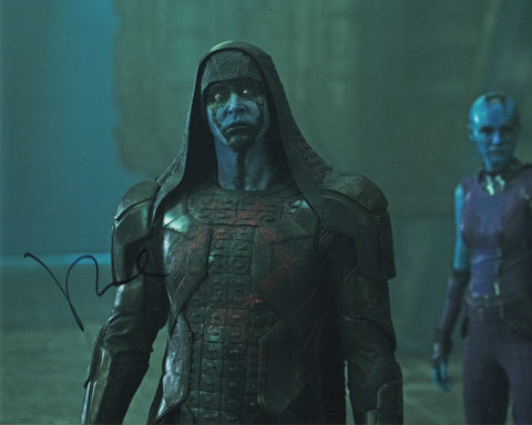 Lee Pace Guardians of the Galaxy Signed Autograph 8x10 Photo #5