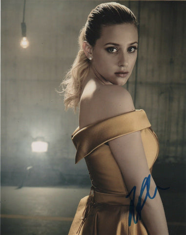Lili Reinhart Sexy Riverdale Signed Autograph 8x10  Photo #18 - Outlaw Hobbies Authentic Autographs