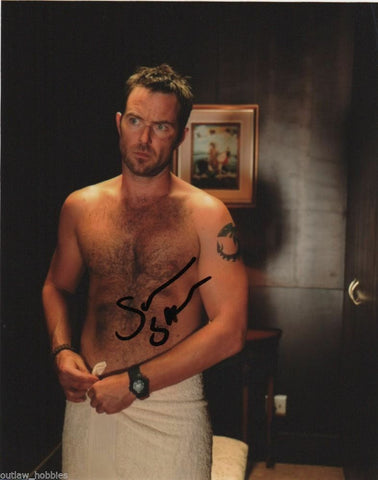 Sullivan Stapleton Strike Back Signed Autograph 8x10 Photo #5
