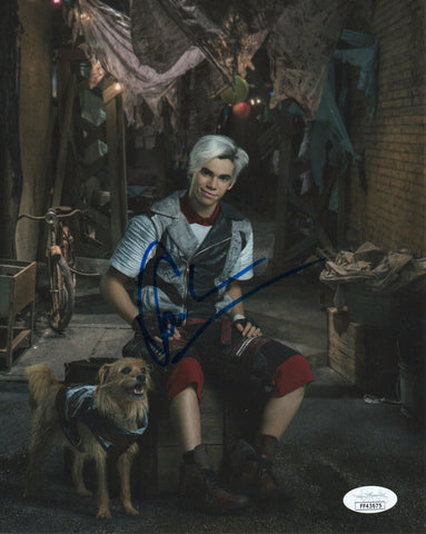 Cameron Boyce Descendants Signed Autograph 8x10 Photo - Outlaw Hobbies Authentic Autographs