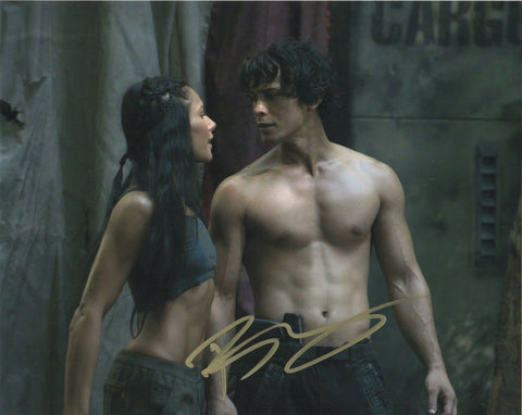 Bob Morley The 100 Signed Autograph 8x10 Photo #2 - Outlaw Hobbies Authentic Autographs