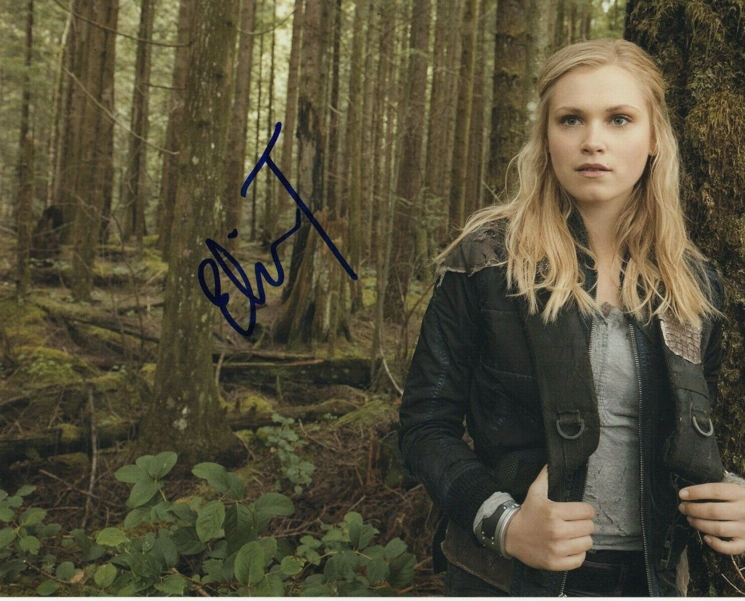 Eliza Taylor The 100 Signed Autograph 8x10 Photo #6 - Outlaw Hobbies Authentic Autographs