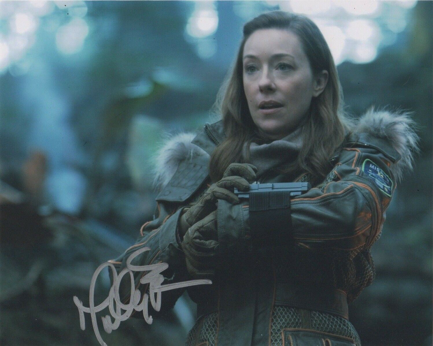 Molly Parker Lost in Space Signed Autograph 8x10 Photo #4 - Outlaw Hobbies Authentic Autographs