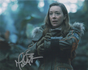 Molly Parker Lost in Space Signed Autograph 8x10 Photo #4