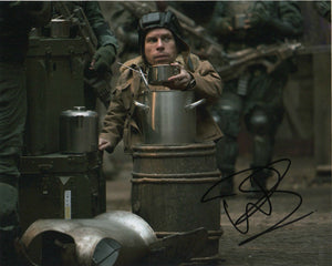 Warwick Davis Doctor Who Signed Autograph 8x10 Photo - Outlaw Hobbies Authentic Autographs