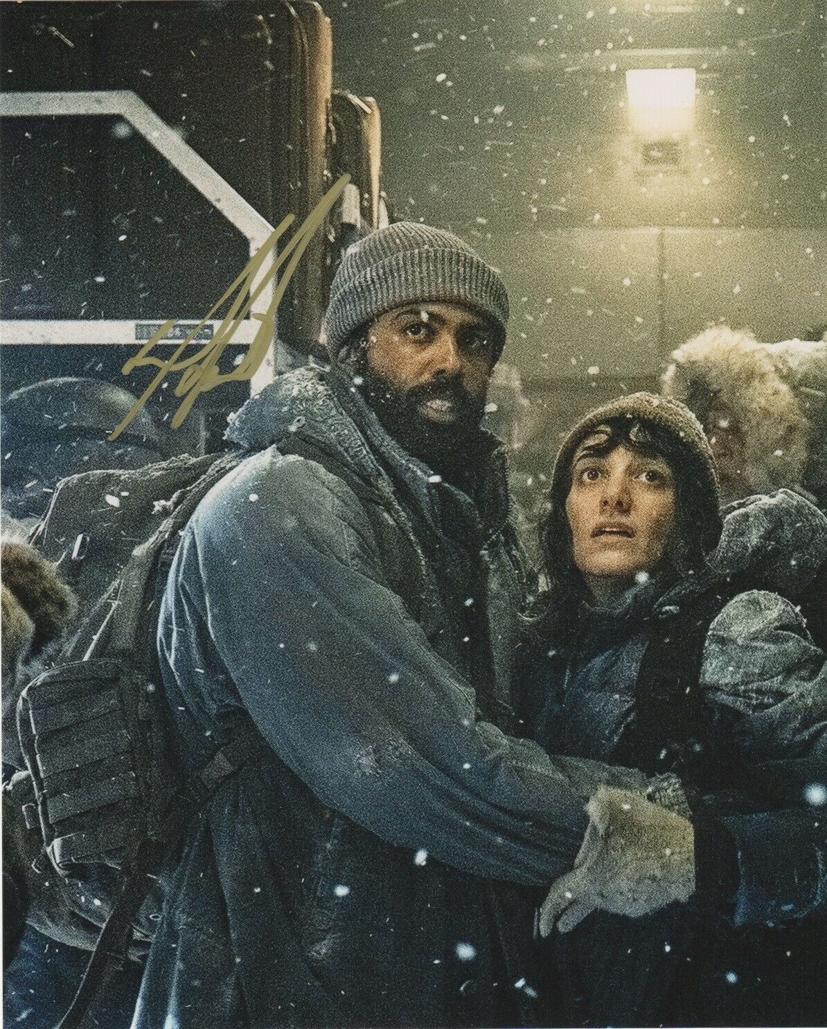 Daveed Diggs Snowpiercer Signed Autograph 8x10 Photo #5 - Outlaw Hobbies Authentic Autographs