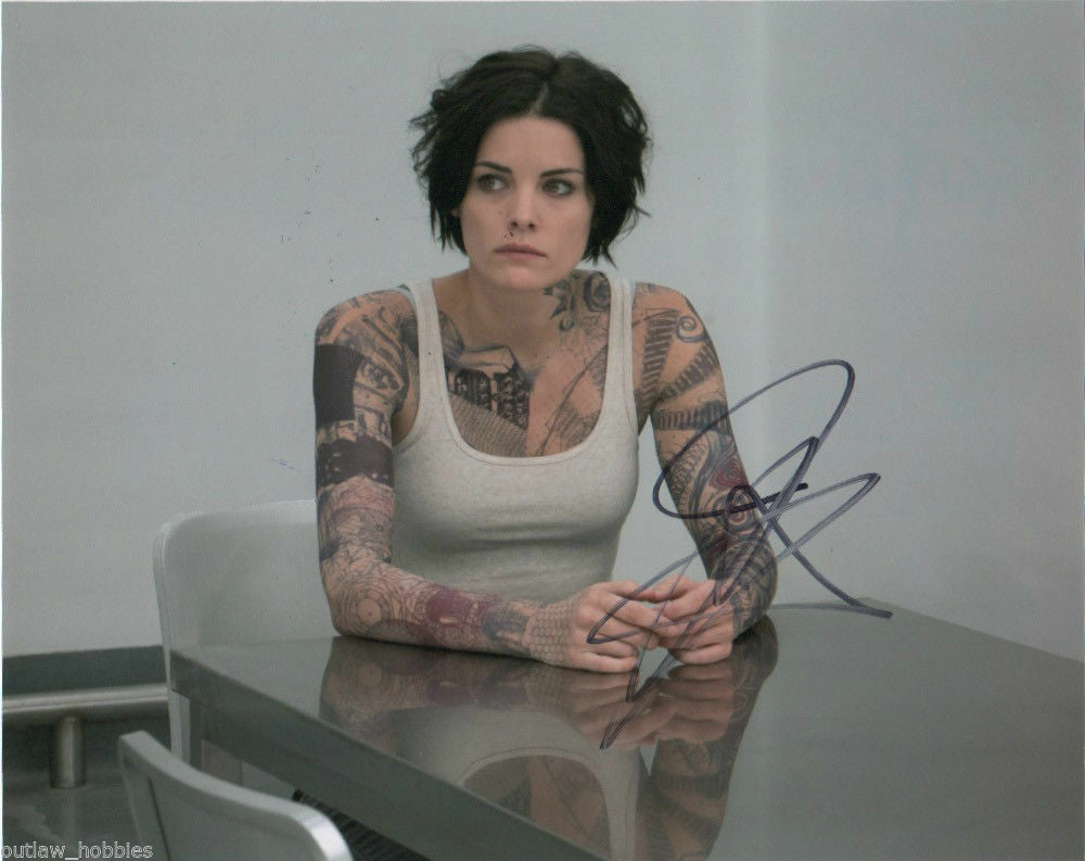 Jaimie Alexander Blindspot Signed Autograph 8x10 Photo #3 - Outlaw Hobbies Authentic Autographs