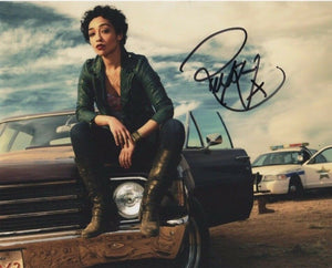 Ruth Negga Preacher Signed Autograph 8x10 Photo COA