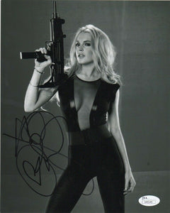 Lindsay Lohan Sexy Sin City Signed Autograph 8x10 Photo JSA COA #5 - Outlaw Hobbies Authentic Autographs