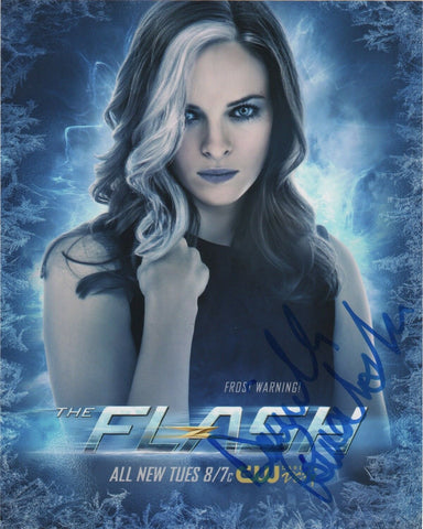 Danielle Panabaker Flash Killer Frost Signed Autograph 8x10 Photo #18