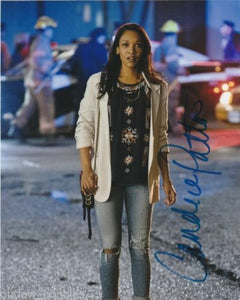 Candice Patton The Flash Signed Autograph 8x10 Photo Arrow #1 - Outlaw Hobbies Authentic Autographs