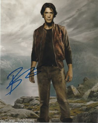 Bob Morley The 100 Signed Autograph 8x10 Photo - Outlaw Hobbies Authentic Autographs