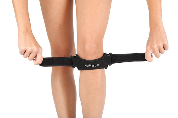 Patella Knee Strap for Knee Pain Relief - Muerto Fitness