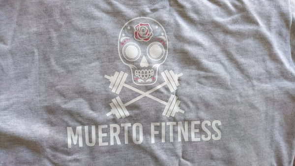 Hoodlife GREY - Muerto Fitness