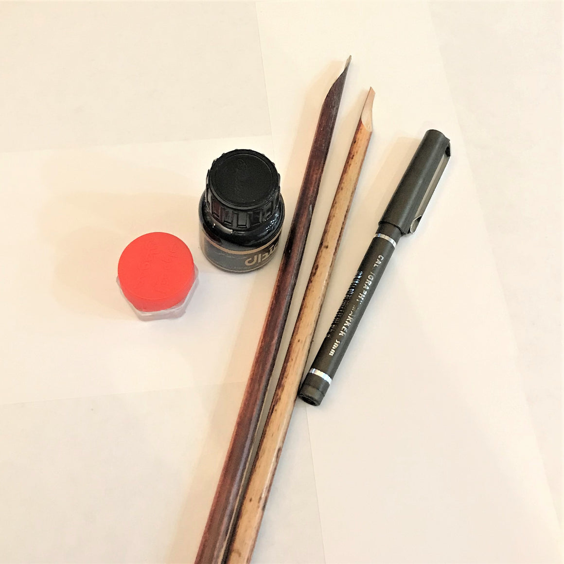 Calligraphy tools - Essentials learners' Package