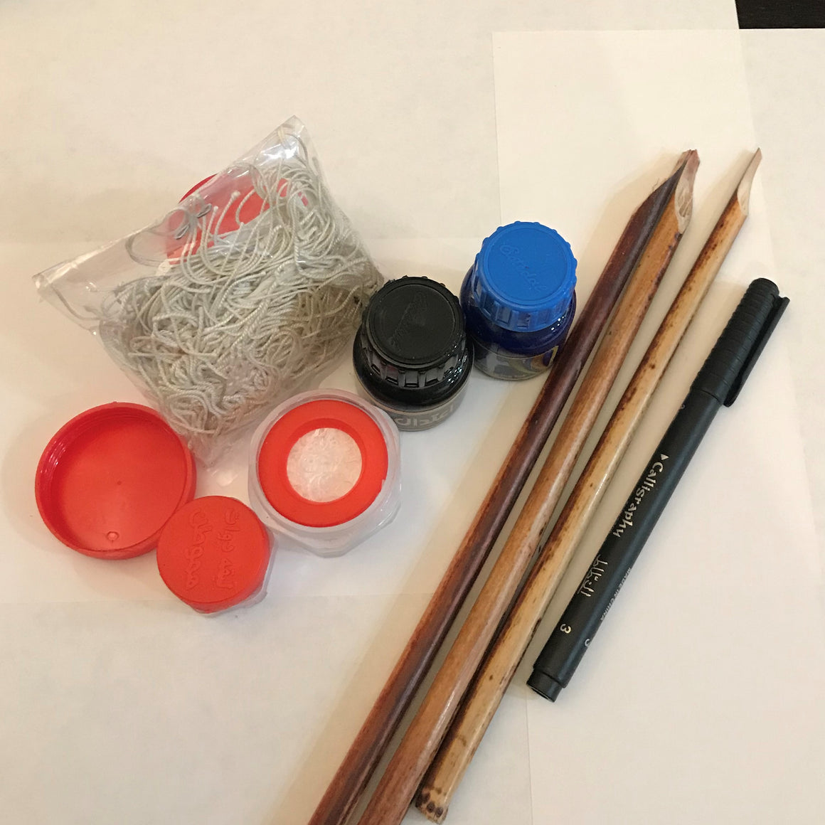Calligraphy tools - Essentials Plus learners' Package