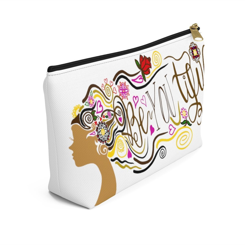 Be You Accessory Pouch w T-bottom