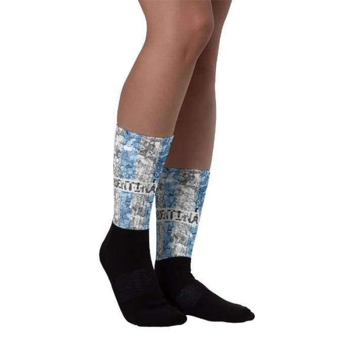 Argentina Unique Socks for HIM & HER - We Believe