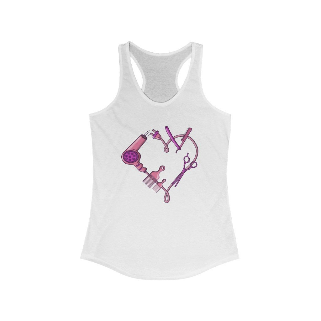 Love Yourself Women's Ideal Racerback Tank