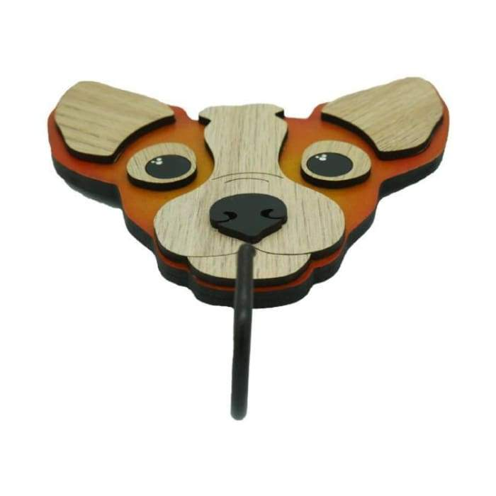 Chihuahua Woof Rack/Dog wall Decorations - We Believe
