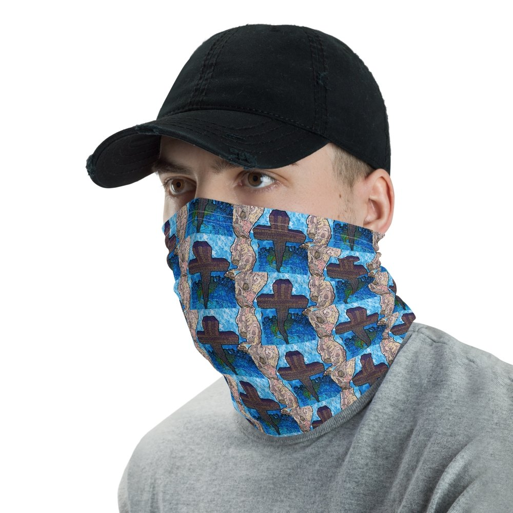 Stay at home Face Protector/Neck gaiter